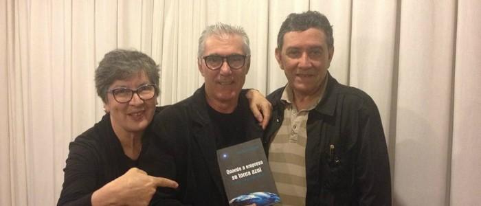 Coquetel celebra lançamento do livro de Fabio Jacques