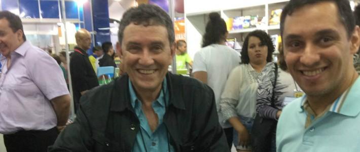 Livro do modelo GAIA é lançado na Bienal do Rio de Janeiro