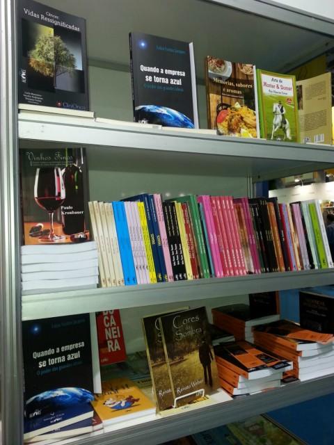 O livro foi sucesso no evento carioca. (Foto: Divulga���§���£o)