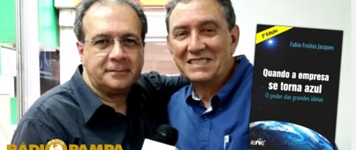 Rádio Pampa entrevista Fabio Freitas Jacques