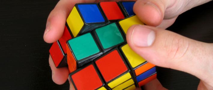 Artigo: O modelo GAIA e o cubo mágico