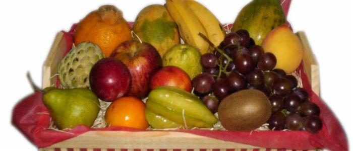 A cesta de frutas e as Ideias Atratoras