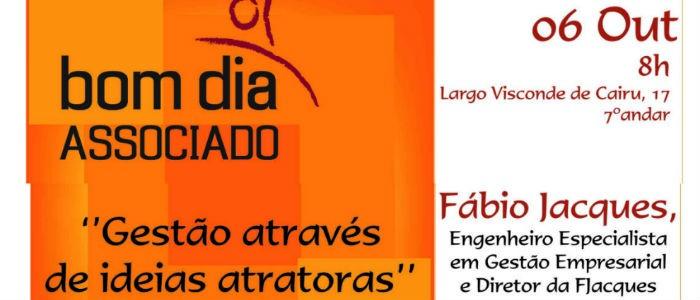 Fabio Jacques fará palestra na ACPA