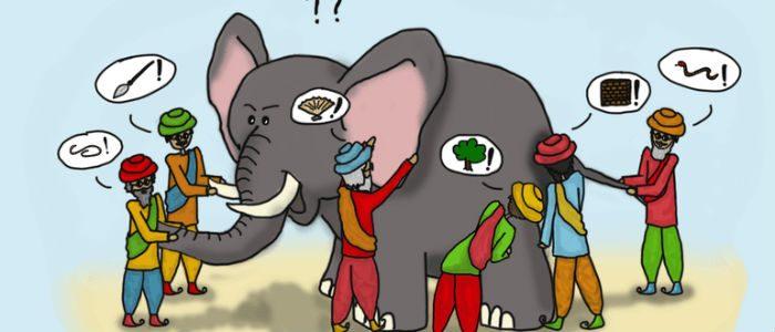 Por que todos deveriam ler Os Cegos e o Elefante