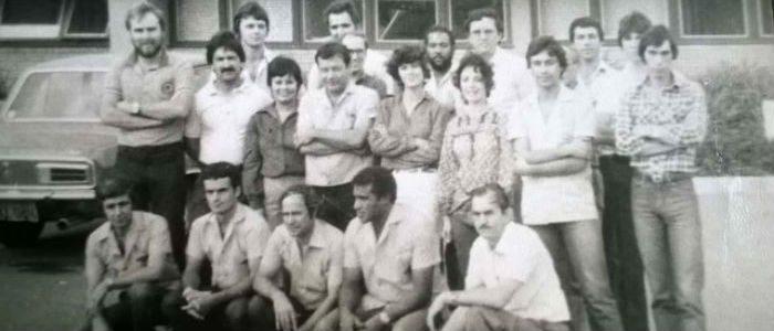 Parabéns à Dana Corporation pelos seus 70 anos de Brasil