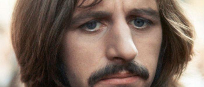 Ringo Star e o astronauta